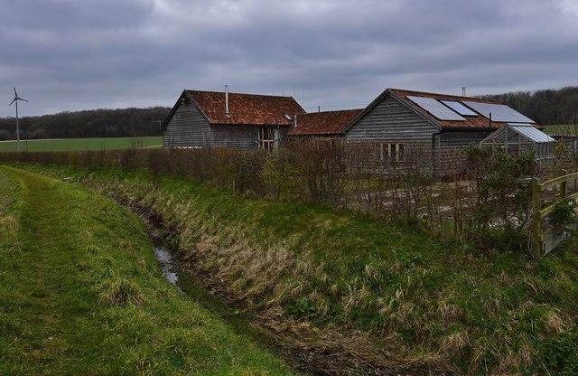 Saxlingham Green: Low Farm