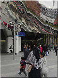 SP0786 : East entrance to New Street Station 2016 by Robin Stott