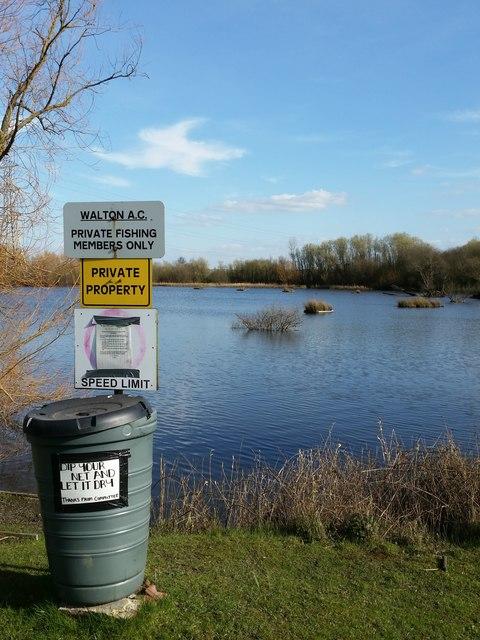Newton Lane Pond, Allerton Bywater