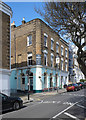 """TQ2985 : """"The Pineapple"""" public house, Leverton Road, Kentish Town by Julian Osley"""