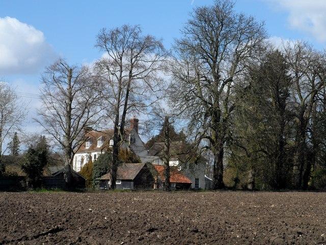Glebe House, Little Hormead