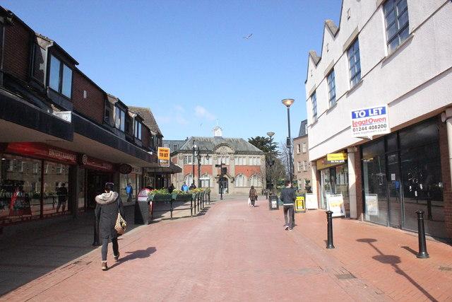 Queen Street, Wrexham