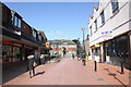 SJ3350 : Queen Street, Wrexham by Jeff Buck