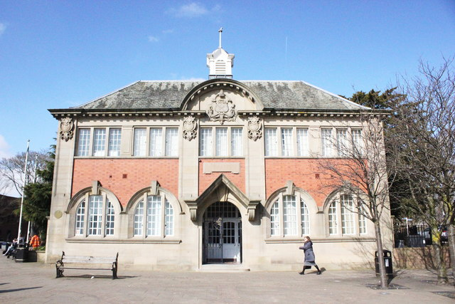The Old Library at Wrexham