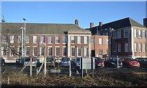 SJ8745 : Staffordshire University by N Chadwick