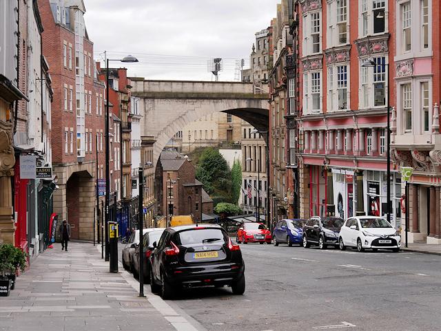 Newcastle-upon-Tyne, Dean Street