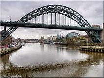 NZ2563 : The Tyne Bridge by David Dixon
