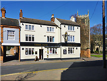 SK5319 : The Three Nuns, Loughborough by Robin Webster
