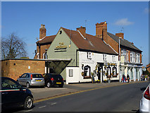 SK5319 : The Windmill, Loughborough by Robin Webster