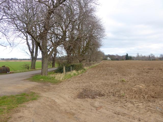 Field near Ashfield House