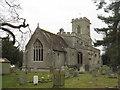 TL0152 : St Mary's church, Oakley by M J Richardson