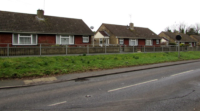 Shortwood Road bungalows, Pucklechurch