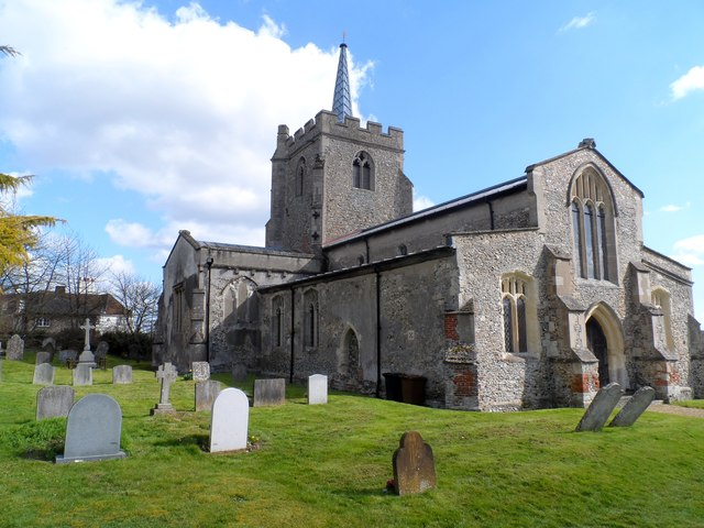 St George's, Anstey (2)