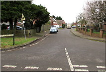 ST6976 : St Aldams Drive,  Pucklechurch by Jaggery