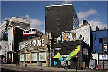 TQ3382 : Shoreditch by Peter Trimming