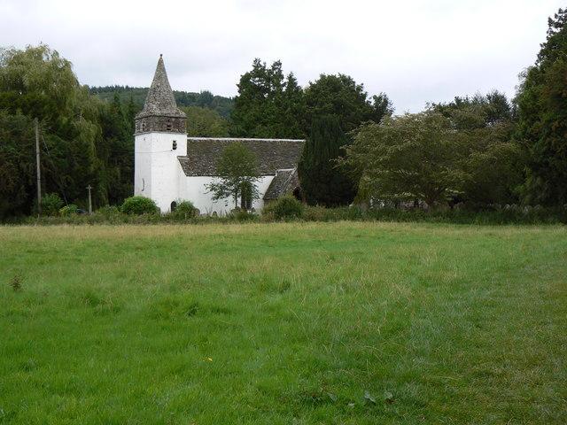 St Peter's church, Dixton