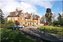 TQ2636 : Goffs Park House by Robin Webster