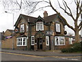 TL1897 : The Swiss Cottage public house, Peterborough by Paul Bryan