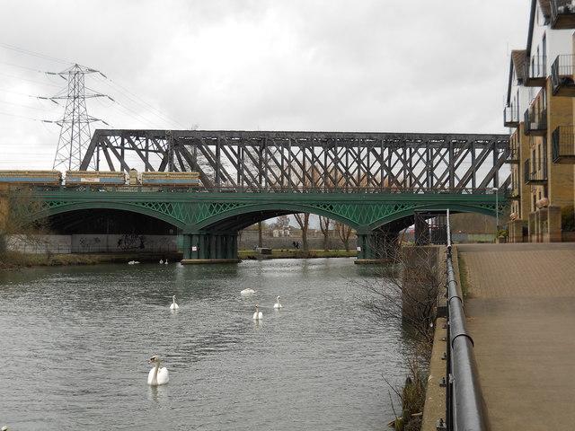 Nene Viaduct, Peterborough