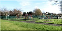 J3731 : Toddler's Playground in Islands Park, Newcastle by Eric Jones