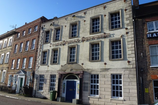 The White Hart Hotel (The Phoenix Hotel) - Public Houses, Inns and Taverns of Wisbech