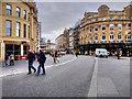 NZ2464 : Newcastle, Monument Square by David Dixon
