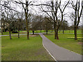 NZ2464 : Leazes Park (3) by David Dixon