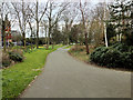NZ2465 : Leazes Park (6) by David Dixon