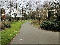 NZ2465 : Leazes Park (6) by David Dixon
