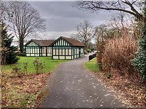 NZ2465 : Leazes Park (11) Springbank Pavilion by David Dixon