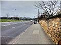 NZ2365 : Newcastle, Barrack Road by David Dixon
