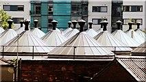SE2932 : Temple Works. Marshall Street. Holbeck, Leeds by Mark Stevenson