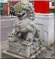 NZ2464 : Imperial Guardian Lion, Newcastle Chinatown by David Dixon