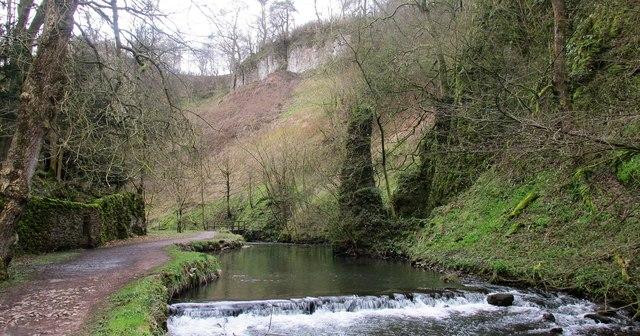 The River Dove.