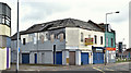 J3674 : Nos 374-378 Newtownards Road, Belfast (March 2016) by Albert Bridge