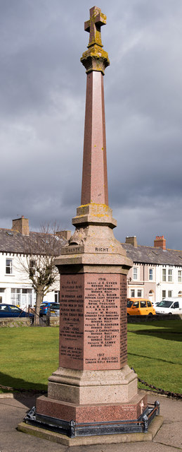War Memorial, Silloth
