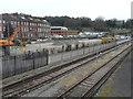 TR3141 : Site of Dover Priory Goods Yard, St John's Road by John Baker