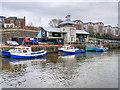 NZ2664 : The Cycle Hub, Newcastle Quayside by David Dixon