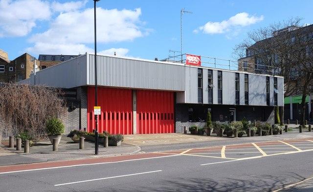 Kentish Town Fire Station