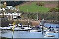 SX7439 : Salcombe waterfront by David Martin