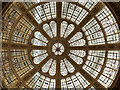 SJ8399 : Manchester Victoria Station Restaurant Dome by David Dixon