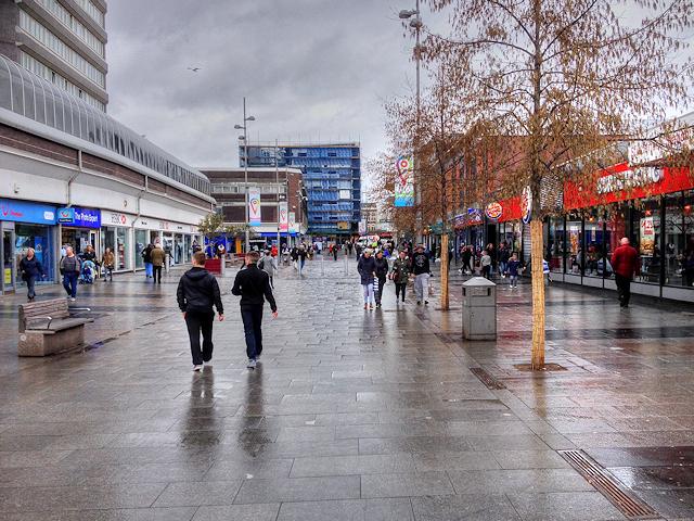 Sunderland, Market Place