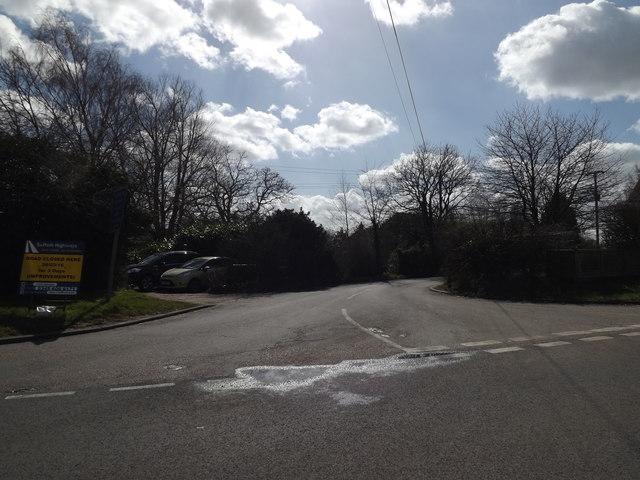 Rectory Road, Hemingstone