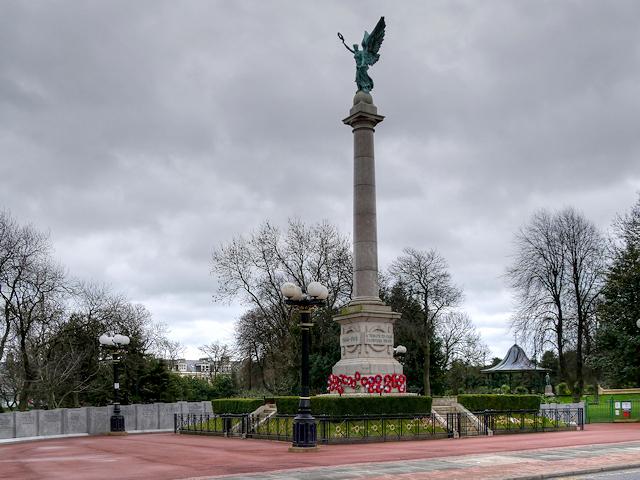 Sunderland War Memorial, Burdon Road