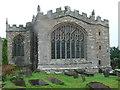 SH4149 : Eglwys Beuno Sant, Clynnog Fawr by Eirian Evans