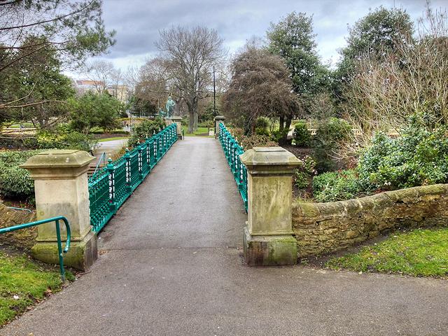 Mowbray Park Railway Bridge