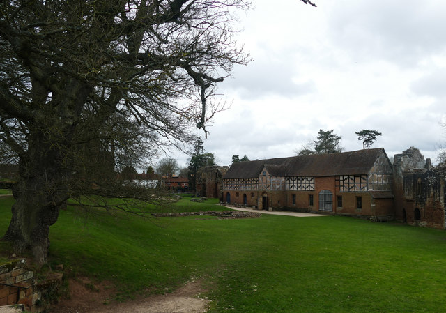 The stables at Kenilworth Castle