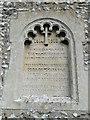 TF8829 : Shereford WW1 Memorial by Adrian S Pye