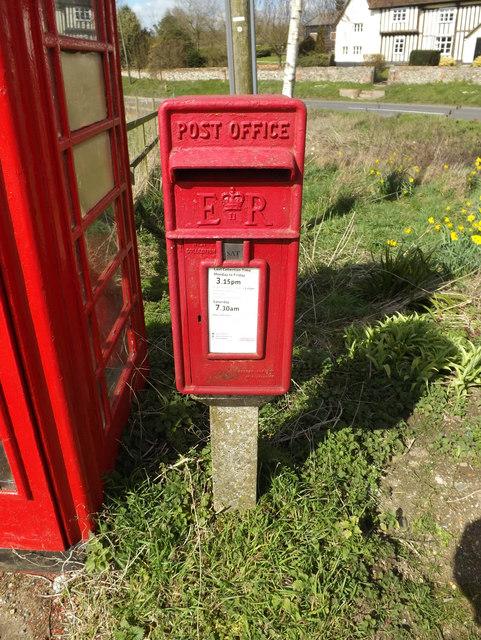 The Bridge Rectory Road Postbox