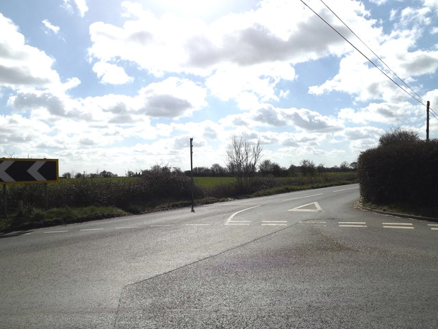 Ashbocking Road, Ashbocking